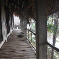 Отель H'mong Mountain Retreat балкон