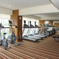Renaissance Chengdu Hotel фитнесс-зал фото 4