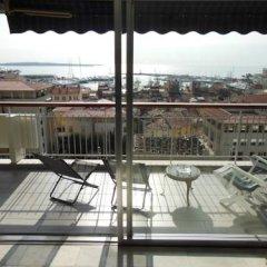 Апартаменты Apartments President балкон