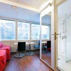 Omena Hotel Helsinki Eerikinkatu комната для гостей фото 5