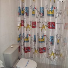 Отель Pensión San Martín Испания, Херес-де-ла-Фронтера - отзывы, цены и фото номеров - забронировать отель Pensión San Martín онлайн ванная фото 2