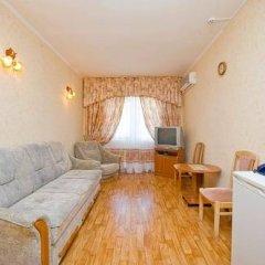 Гостиница Самара комната для гостей фото 4