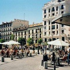 Отель L and H Plaza Santa Ana Мадрид помещение для мероприятий