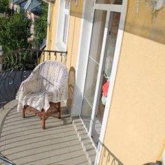 Гостиница Малая Прага балкон