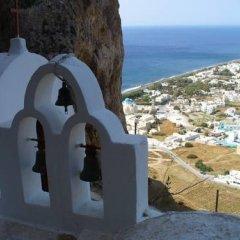 Отель Ira Studios Греция, Остров Санторини - отзывы, цены и фото номеров - забронировать отель Ira Studios онлайн пляж фото 2