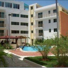 Отель Apartamento Aquarel Доминикана, Бока Чика - отзывы, цены и фото номеров - забронировать отель Apartamento Aquarel онлайн балкон