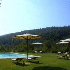 Отель Relais Il Vallone Синалунга бассейн фото 2