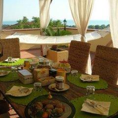 Отель B&B Antigua Потенца-Пичена питание