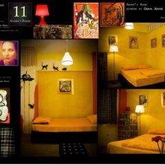 Stray Cat Hostel интерьер отеля фото 2