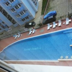 Апартаменты Menada Sunset Beach Apartment Солнечный берег бассейн фото 3