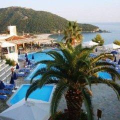 Отель Regina Mare пляж фото 2