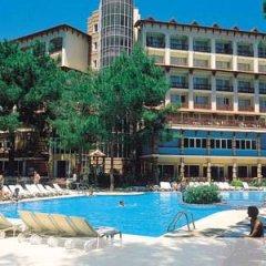 Отель Jeans Club Hotels Festival бассейн фото 2