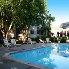 Отель Quality Inn & Suites Albuquerque Downtown - University бассейн фото 2