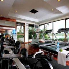 Отель The Royal Phuket Yacht Club фитнесс-зал фото 2