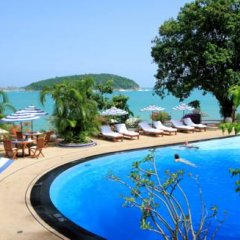 Отель The Royal Phuket Yacht Club бассейн фото 3