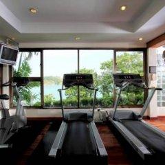 Отель The Royal Phuket Yacht Club фитнесс-зал