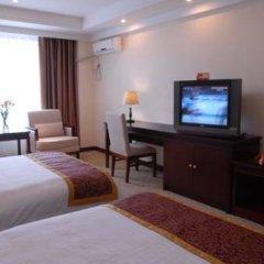 Отель Super 8 Xian Big Wild Goose Pagoda удобства в номере фото 2