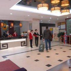 Отель Super 8 Xian Big Wild Goose Pagoda детские мероприятия