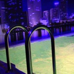 Dubai Hotel фитнесс-зал