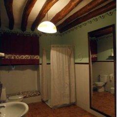 Отель La Gineta Алькаудете ванная фото 2
