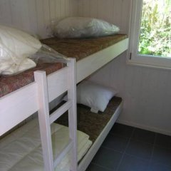 Отель Gl. Ålbo Camping & Cottages Сёндер-Стендеруп комната для гостей фото 4