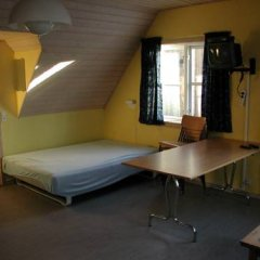 Отель Gl. Ålbo Camping & Cottages Сёндер-Стендеруп комната для гостей фото 2