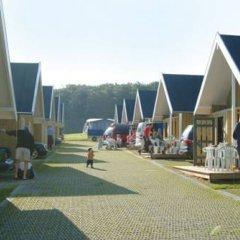 Отель Gl. Ålbo Camping & Cottages Сёндер-Стендеруп