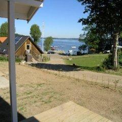 Отель Gl. Ålbo Camping & Cottages Сёндер-Стендеруп пляж