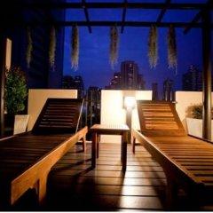 Отель Privacy Suites Бангкок сауна
