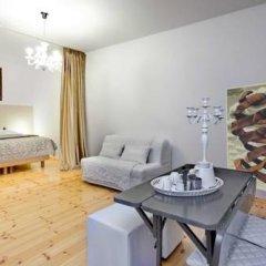 Апартаменты Aris Apartment in Prenzlauer Berg комната для гостей фото 3