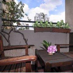 Отель Royal Asia Lodge Hotel Bangkok Таиланд, Бангкок - 2 отзыва об отеле, цены и фото номеров - забронировать отель Royal Asia Lodge Hotel Bangkok онлайн балкон