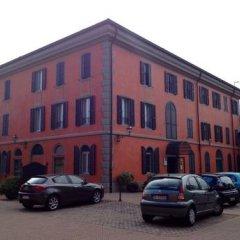 Отель Residence Corte della Vittoria Италия, Парма - отзывы, цены и фото номеров - забронировать отель Residence Corte della Vittoria онлайн парковка