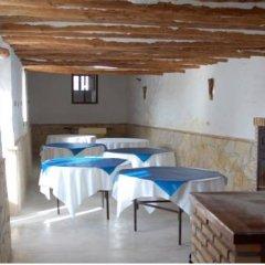 Отель La Gineta Алькаудете питание