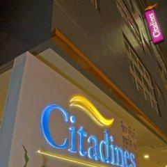 Отель Citadines Sukhumvit 16 Bangkok Таиланд, Бангкок - 1 отзыв об отеле, цены и фото номеров - забронировать отель Citadines Sukhumvit 16 Bangkok онлайн гостиничный бар