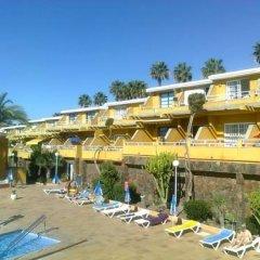 Отель Ataitana Faro пляж фото 2