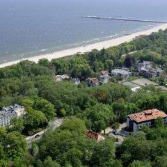 Отель Villa Sopot Польша, Сопот - отзывы, цены и фото номеров - забронировать отель Villa Sopot онлайн пляж
