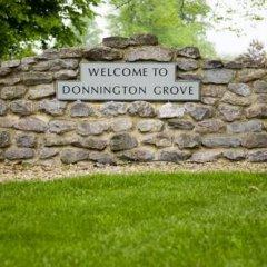 Отель Donnington Grove and Country Club фото 12