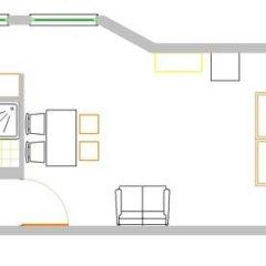 Апартаменты Aris Apartment in Prenzlauer Berg спортивное сооружение