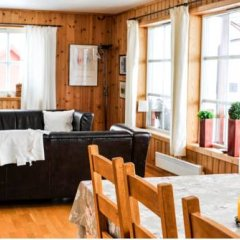 Апартаменты Nordseter Apartments комната для гостей фото 5
