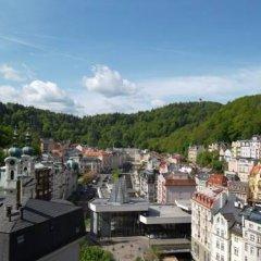 Hotel Hubertus балкон