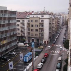 Апартаменты Apartments Leslie Budapest балкон