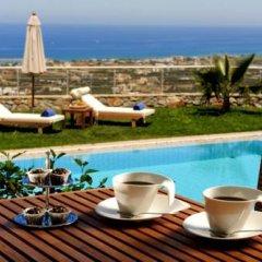 Отель Royal Heights Resort Villas & Spa Греция, Малия - отзывы, цены и фото номеров - забронировать отель Royal Heights Resort Villas & Spa онлайн питание фото 2