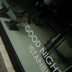 Отель Good Night İstanbul Suites городской автобус