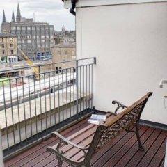 Отель Lets Edinburgh Великобритания, Эдинбург - отзывы, цены и фото номеров - забронировать отель Lets Edinburgh онлайн балкон