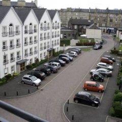 Отель Lets Edinburgh Великобритания, Эдинбург - отзывы, цены и фото номеров - забронировать отель Lets Edinburgh онлайн парковка