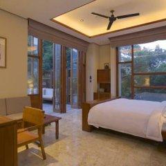 Отель Bolian Resorts & SPA Chongqing комната для гостей фото 2