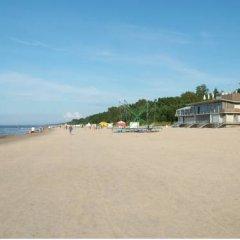 Отель Villa Irbe пляж фото 2