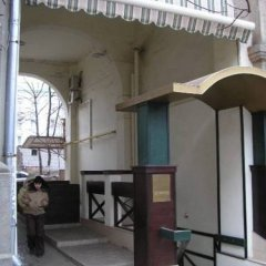 Апартаменты на Пушкинской балкон