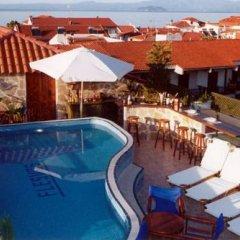 Hotel Flesvos бассейн фото 3