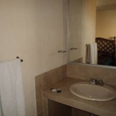 Отель La Cabaña ванная
